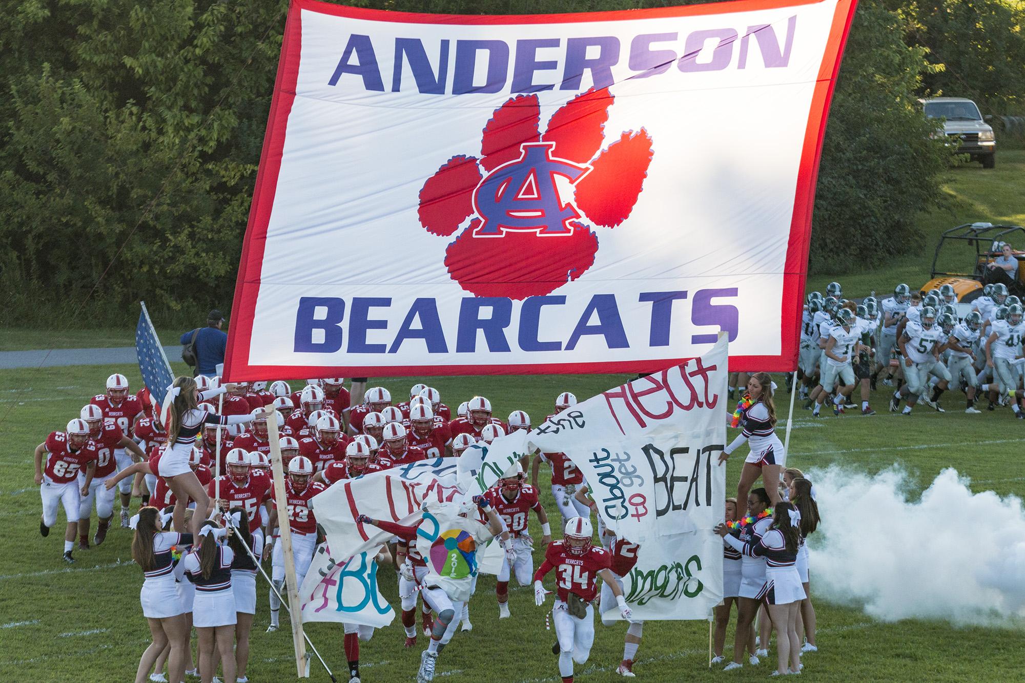 Darion Dearinger De Te Anderson County Class Of 2021 Kentucky